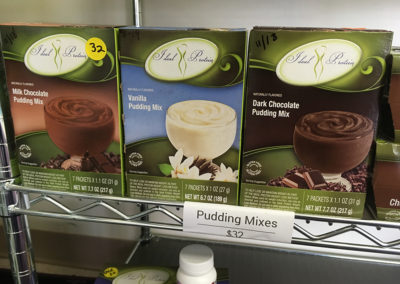 Pudding Mixes