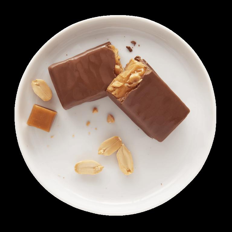 Caramel Peanut Butter Bar